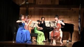 Bravura Virtuoso Trio - Mendelssohn Piano Trio No. 2 in C minor