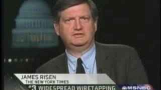 Did Bush Wiretap You? About the NSA wire tapping