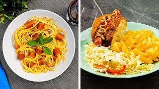 TASTY RECIPES WITH NOODLE YOU'LL WANT TO COOK || 5-Minute Recipes For Beginners And Pros!