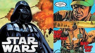Darth Vader's RAGE Against the Rebellion