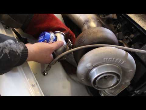 How to turbo BMW m50/m52 engine, S02E07 Fuel upgrades and wastegate installation