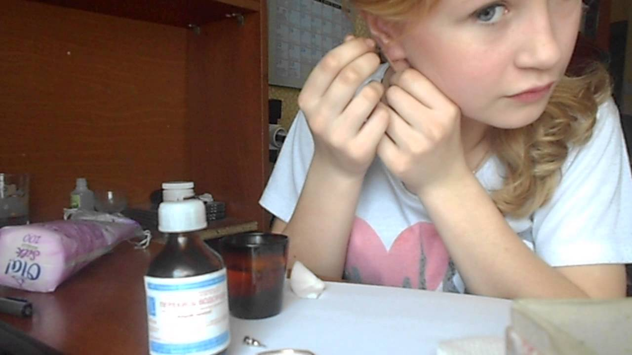 Как пробить ребенку нос