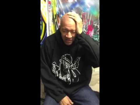 Mc. Juice freestyling at Werm Ones (calls out Eminem!!)