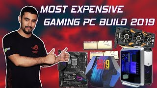 Most Expensive Gaming Pc You Can Build In 2019 (Hindi)