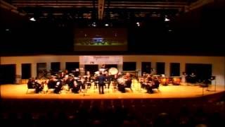 UniBrass 2014 - University of Sheffield Brass Band