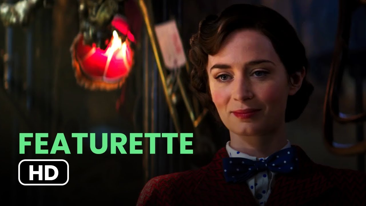 Mary Poppins Returns - Featurette - The Story Continues (2018)