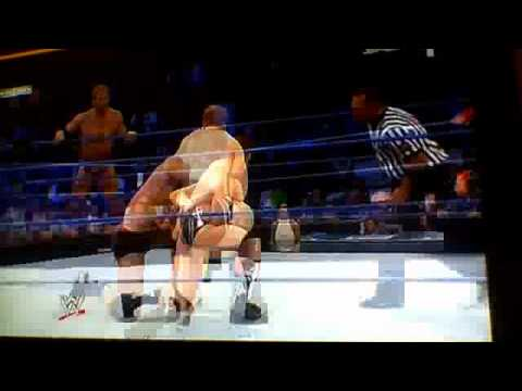 Download Jack Swagger and Dolph Ziegler vs Sheamus and Zack Ryider
