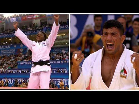 بطولة العالم للجيدو: الفرنسية كلاريس والإيراني مولاي يفوزان بالذهب في العاصمة الأذرية…  - 22:53-2018 / 9 / 23