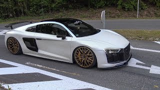BEST OF AUDI SOUNDS @ WÖRTHERSEE 2019!