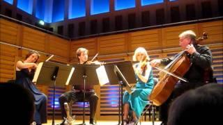 Claude Debussy played by Dante Quartet