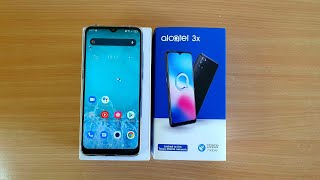 Alcatel 3x (2020) Unboxing
