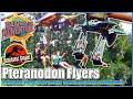 🐱🐉Pteranodon Flyers🎢Onride Roller Coaster POV Universal Studios Islands of Adventure Jurassic Park