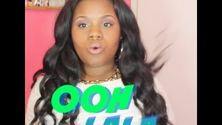 Big, Beautiful Waves ft. AliExpress Sunlight Hair Company - Brazilian Loose Wave