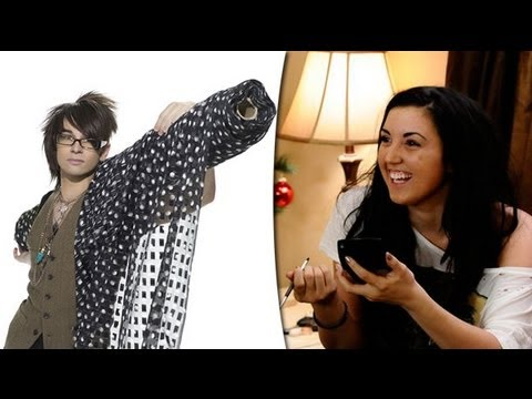 Project Runway's Christian Siriano New Line & Real Housewives of New Jersey's Ashlee's New LA Pad