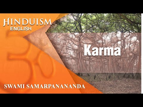 Hinduism 37 (English)– Law of Karma