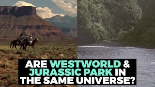 Do Jurassic Park And Westworld Exist In The Same Universe?