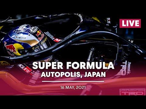 Super Formula 2021 | Round 3: Autopolis, Japan