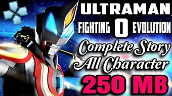 Download Game Ultraman Fighting Evolution 0 Ppsspp Tvaction Info