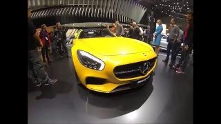 Salon Automobile de Genève 2016 [1080p] [Full-HD]
