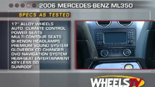 2006 Mercedes-Benz Ml350 Test Drive