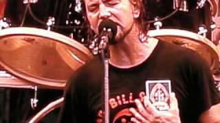 Pearl Jam TREMOR CHRIST live at JAZZ FEST