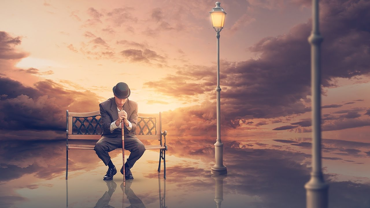Photo Manipulation: Dramatic Sunset Photo Manipulation Effects Photoshop