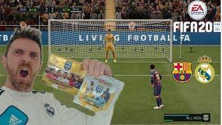 FIFA 20 KARNE CHALLENGE FC BARCELONA VS REAL MADRYT *MECZ KTÓRY SIĘ NIE ODBYŁ!!!*