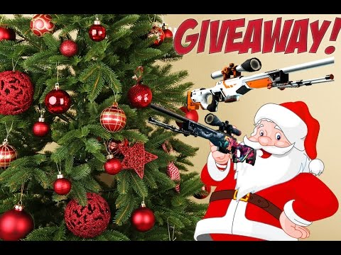 cs go christmas giveaway