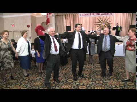 The Lerin Region Macedonian Cultural Assn. of Canada 20th Anniversary