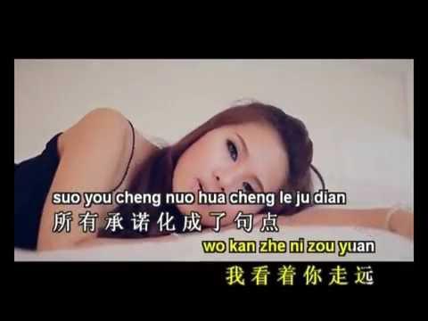 (HD) 想你的夜 - 黄佳佳 XIANG NI DE YE - HUANG JIA JIA