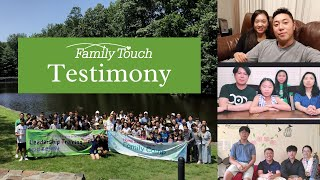 Family Touch Testimony