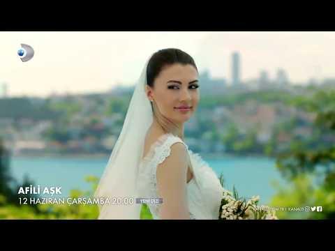 Любовь напоказ / Afili Ask озвученный трейлер 2 2019