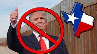 Texas Town Hates Trump's Wall