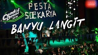 LIAT AKSI PENONTON UGM BIKIN KAGET!!! BANYU LANGIT ~ COVER ABAH LALA MG 86 PRO