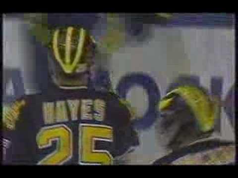 Bobby Hayes game winner vs. North Dakota