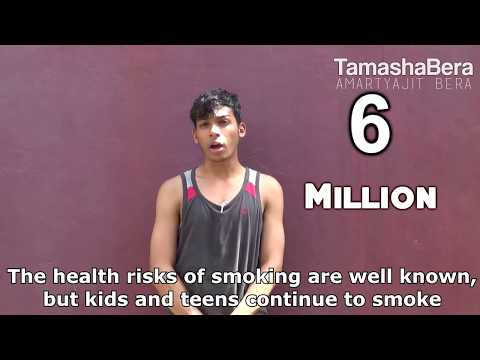 KID SMOKING Social Experiment n Prank in India