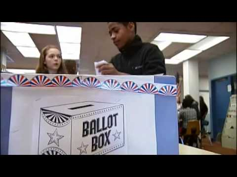 Greater Johnstown middle school holds realistic election day