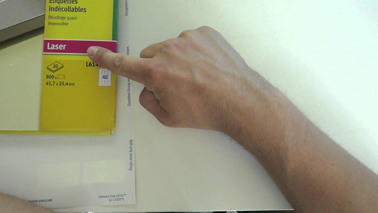 Avery Zweckform Abziehsichere Etiketten No Peel