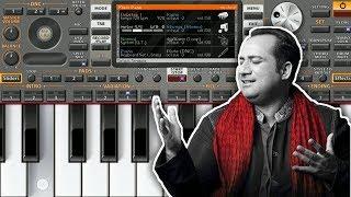 Zaroori Tha - Rahat Fateh Ali Khan | Mobile Instrumental Music On ORG 2020
