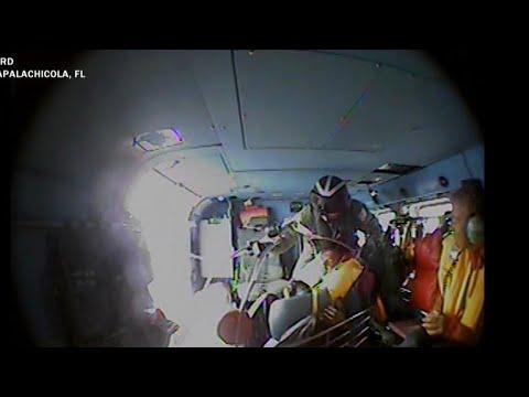 Inside Coast Guard rescue operations after Hurricane Irma