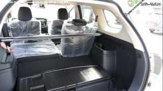Mitsubishi Outlander 2012 Краткий обзор
