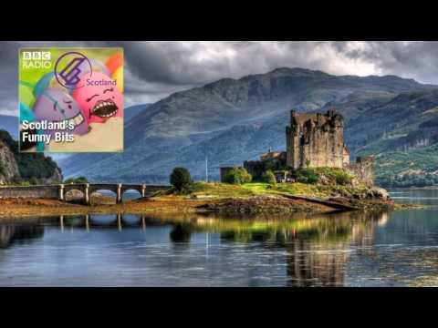 Scotland's Funny Bits: John Cleese, Ray Winstone, Noel Fielding, John Lloyd, Carole Vorderman