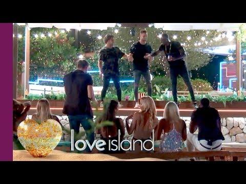 Our Boys Spit Some Lyrics   Love Island