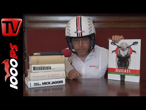 The Art of Ducati | Bestseller mit Zonko | Borgo Panigale