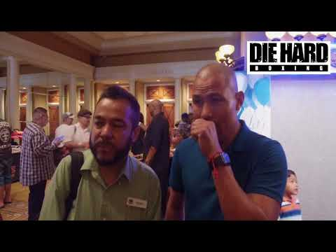 Die Hard Boxing's Interview with Jose Luis Castillo
