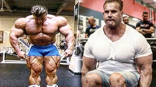 Jay Cutler Then And Now - Body Transformation