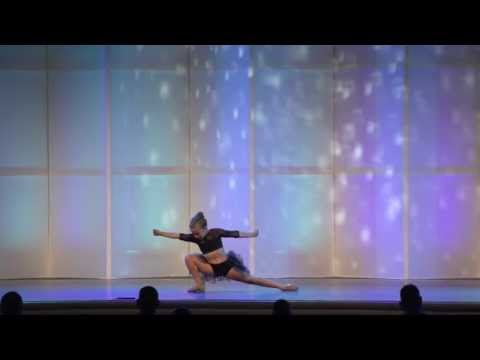 "Emma York's Contemporary Routine ""Breath of Life"""