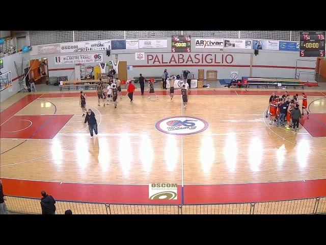 Serie D: Oscom Milano 3 - Trezzano Basket