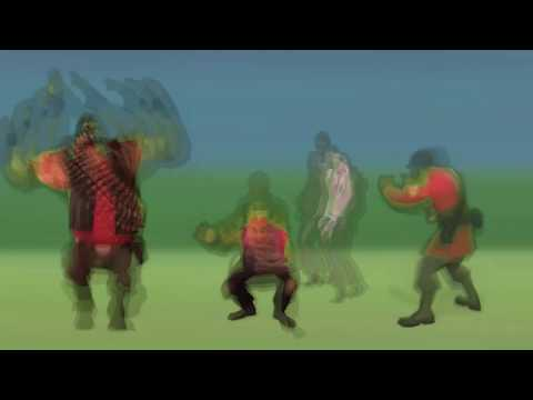 Funny Dancing Triangle Sells Speed To The Tf2 Mercs