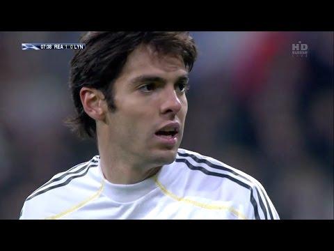 Ricardo Kaká vs Lyon - Home (10/03/10) HD 720p By Alex